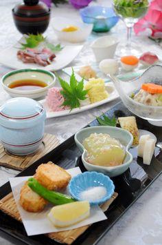 青森国際ホテル 「若水亭」 2012.7別邸三階ランチ「鳳仙花」