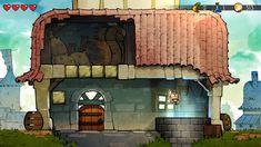 Wonder Boy: The Dragon's Trap game Screenshot 10