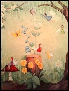 Victoria - Handmade Creations : Ζωγραφική - Τοιχογραφίες