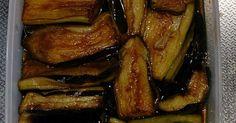茄子の柔らかい、美味しい時期に是非作ってみてください(*^^*)揚げて浸けるだけですが、ご飯にもおつまみにも☆