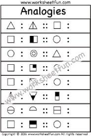 Image Result For Analogies Worksheet Printable Worksheets Free