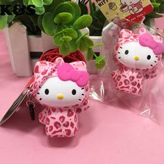 Aliexpress.com : Buy Sweet Pink Leopard Hello Kitty Doll Cute Squishy 5pcs/lot Wholesale Kawaii Cell phone bag Charm  Strap Toys Licensed Tag 324 from Reliable bag authentic suppliers on kuwaii squishy  | Alibaba Group