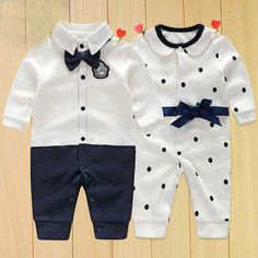 ccf6069e260e4 Baby Rompers Children Autumn Clothing Set Newborn Baby Clothes Cotton Baby  Rompers Long Sleeve Baby Girl Clothing Jumpsuits - B E S T Online  Marketplace - ...