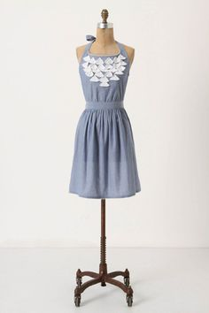 the most beautiful Anthropologie apron