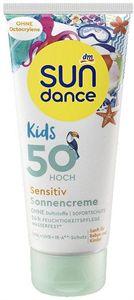 Sundance Kids 50 Sensitiv Sonnencreme Napozó Krém Gyermekeknek