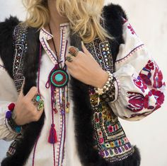 Obsessed with these boho vests! Hippiechic fauxfur bohostyle hippiegirl