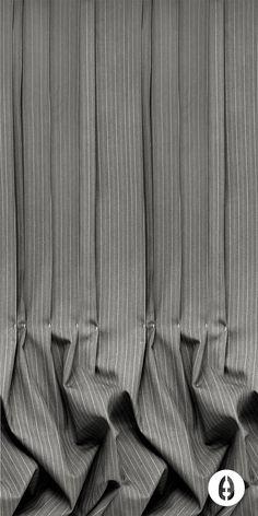 the Power of Beauty - Walltextiles - design: Chalk Stripe