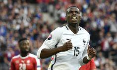 Perancis dan Swiss di posisi pertama dan kedua masing-masing di Grup A setelah bermain imbang tanpa gol di Lille pada hari Minggu.