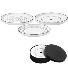 Bono Dessert Plate Set - Design House Stockholm