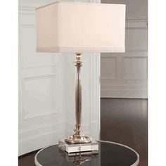 Limited Production Design: Acanthus Table Lamp * Production Ended * Hotel Contract Inquiries Considered
