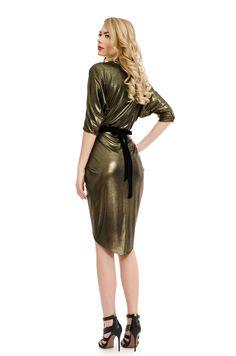 Order here www. Golden Dress, Bodycon Dress, Dresses, Fashion, Vestidos, Moda, Body Con, Fashion Styles, Dress