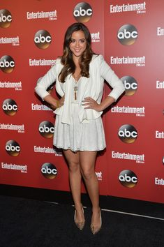Chloe Bennet at the Entertainment Weekly & ABC-TV Upfronts Party
