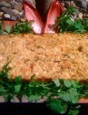Tofu Loaf - I'll be making this for Thankskgiving for my son and his daughter.  The rest of us are having turkey breast - however, it has been my experience that the vegetarian selections go first - everybody wants to try them.