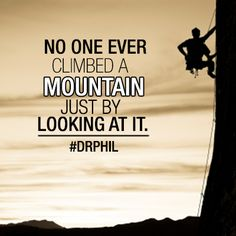 #MondayMotivation #DrPhil