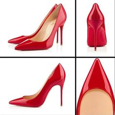 Red soles ♥
