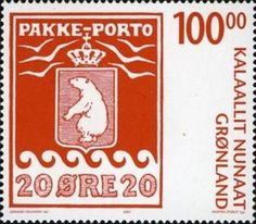 Parcel Post stamps 100th Anniversary