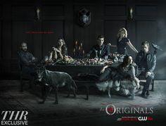 The Originals Season 2 Poster is Cool & Dark & Awesome!  - http://theoriginalscw.tv/the-originals-season-2-poster-is-cool-dark-awesome/
