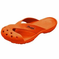 Frisky Mens Sandals / FlipFlops / Shoes / Beach Wear - Orange £14.95