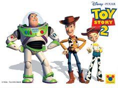 *BUZ LIGHTYEAR, WOODY & JESDIE ~ Toy Story 2 ~ Google Search