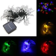 Hard-Working Halloween Pumpkin String Lights Solar Led String Lamps Holiday Party Decoration Lights For Courtyards,shop Windows,stores,trees Access Control Kits