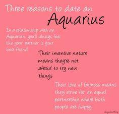 Love an Aquarius