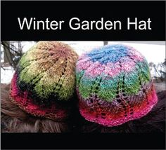 Several Free Hat Patterns, but not the one in the picture. The one in the picture is $4 Knitting For Dummies, Knitting Blogs, Knitting Stitches, Knitting Patterns Free, Free Knitting, Knitting Projects, Free Crochet, Free Pattern, Knit Crochet