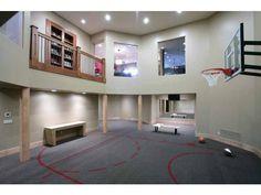 Interior, Exercise Room