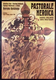 Pastorale Heroica, Polish Movie Poster (style A)