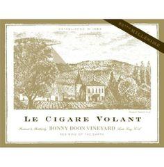 2008 Bonny Doon Vineyard Le Cigare Volant 25th Millésime