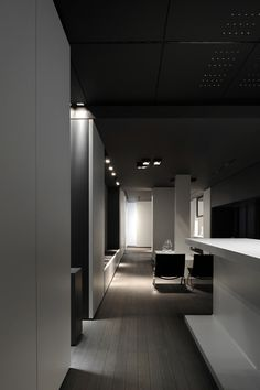 Creative Space Paris, Kreon lights showroom designed by Minus Interior Architects