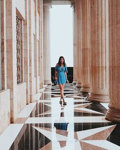 """In the Temple of his spirit each man is alone"" Temple of Leah: Cebu's Taj Mahal Amazed to be in this temple built to dedicate one's love for his wife. Fashion Photography Poses, Cebu, Taj Mahal, City Photo, Temple, First Love, Spirit, Building, Photos"