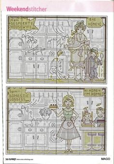 Gallery.ru / Фото #20 - Cross Stitch Crazy 081 январь 2006 - tymannost