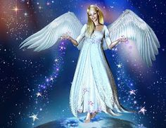 Touched By An Angel, I Believe In Angels, 3d Fantasy, Angel Pictures, Spiritual Inspiration, Elves, Disney Characters, Fictional Characters, Peace
