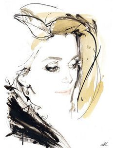 DAVID DOWNTON: THE PORTRAIT OF A LADY (AND A FEW MEN) @ agentofstyle
