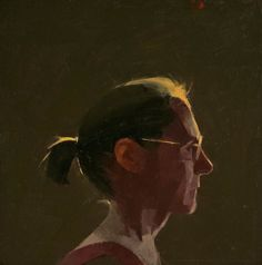 Painter Sarah Sedwick has recommended that we look at the self-portraits of Catherine Kehoe , and shares her thoughts about them: S...