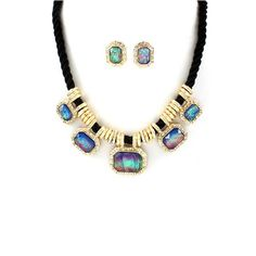 Mystic statement necklace at #TheAlchemyShop