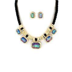Mystic statement necklace at #TheAlchemyShop