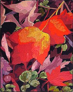 Leaf It Be!    http://www.janeblairquilts.com/gallery-details.php
