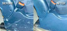 Fibrenew.com - cracked and scratched car vinyl plastic repairs