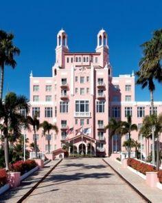 Loews Don CeSar Hotel - St. Pete Beach, Florida #Jetsetter  http://www.jetsetter.com/hotels/florida/st-pete-beach/2698/loews-don-cesar-hotel?nm=calendar=20