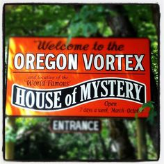 The Oregon Vortex / House of Mystery in Gold Hill, OR