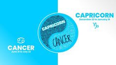 Zodiac Signs Compatibility: Cancer and Capricorn Compatibility