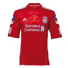 Official Liverpool Home Jersey Official Adidas Apparel Free Fedex Shipping 90 Day Return Policy Available in Youth M only YOUTH Size Height Weight Small Medium Large X-Large Jersey Outfit, Jersey Shirt, Liverpool Fc Team, Arsenal Jersey, This Is Anfield, Football Kits, Cool Shirts, Fa Cup, Premier League