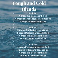 essential oils for cough ~ essential oils ; essential oils for beginners ; essential oils for hair growth ; essential oils for allergies ; essential oils for headaches ; essential oils for sleep ; essential oils for cough ; essential oils for colds Essential Oil Blends For Colds, Essential Oils For Cough, Essential Oil Diffuser Blends, Essential Oil Cold Remedy, Doterra Oil For Cough, Young Living Essential Oils Recipes Cold, Melaleuca Essential Oil, Essential Oils Bronchitis, Essential Oil Sore Throat