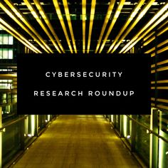 We examine 11 important cybersecurity research reports released in November -- and the controls organizations should consider. Cyber Threat, Organizations, Research, Search, Organizing Clutter, Organizers, Getting Organized, Science Inquiry, Organization Ideas