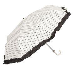 Skládací deštník BLACK HEART