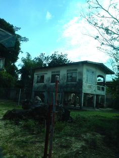 Trinidad & Tobago - what houses look like outside of Port of Spain
