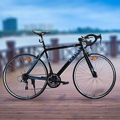 If you don't have enough cash for an expensive bicycle, then you can buy a cheap road bicycle for your own.