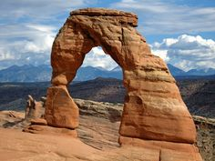 arches rock formation - Google Search