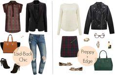 *plaid blazer   camel & black bag   peep toe booties //  Perfect Pairings  Penny Pincher Fashion